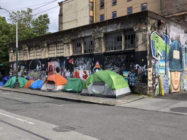 The Wrong Narrative Seattle Elites Show Little Sympathy