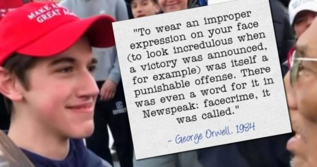 Covington-Catholic-Face-Crime-Orwell-620