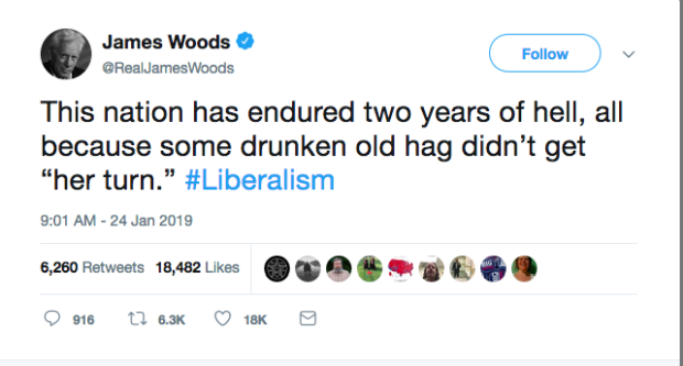 james-woods-hillary-clinton-drunken-hag.