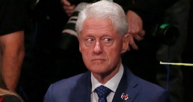 bill clinton epstein