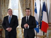 Sovereignty movement delighted by Macrons direct contact
